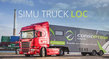 Simu Truck Loc Consoptima